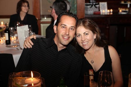 Chiropractor West Bloomfield MI Eric Mintz with Wife